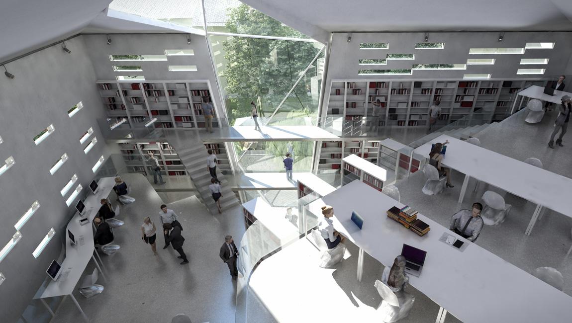 AQUILIALBERG_ Brixen public library 04
