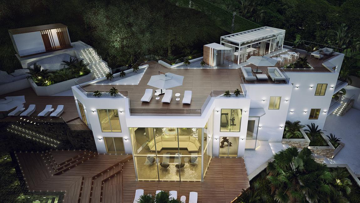 AQUILIALBERG_ Vallauris Cap d'Antibes villa 02