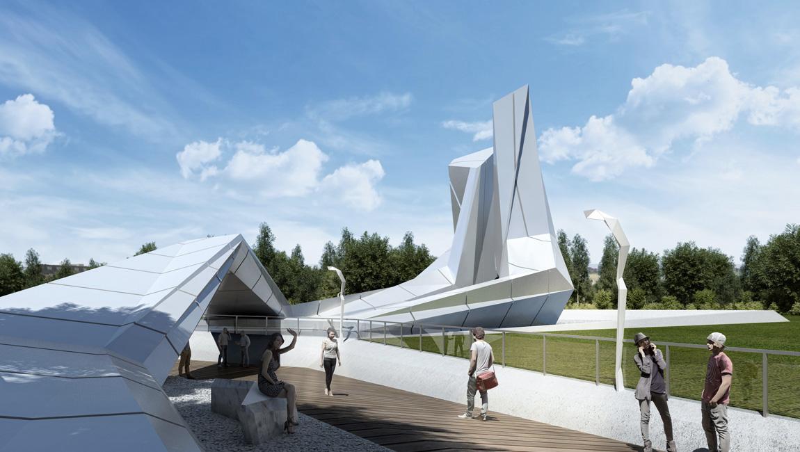AQUILIALBERG_Grossmarkthalle Memorial Site 04
