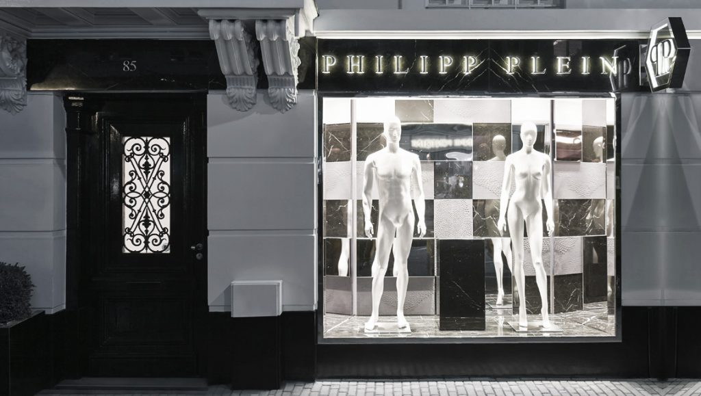 AQUILIALBERG_PHILIPP PLEIN Amsterdam store 01