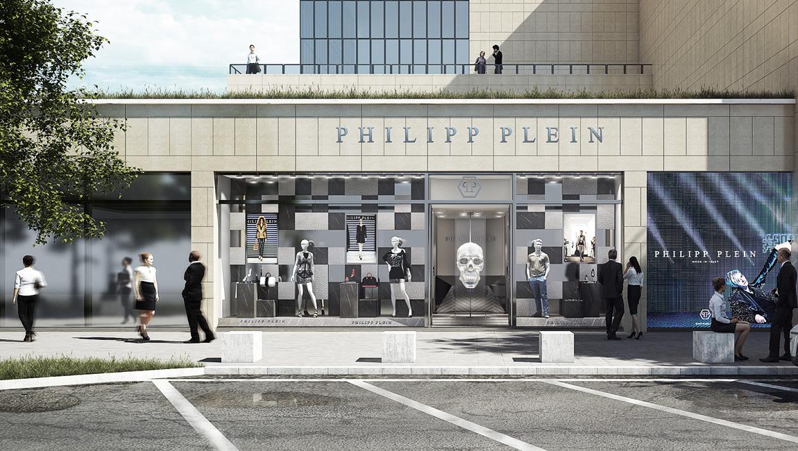 AQUILIALBERG_PHILIPP PLEIN Baku store 02