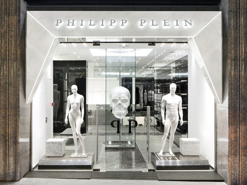 AQUILIALBERG_PHILIPP PLEIN Barcelona store 01