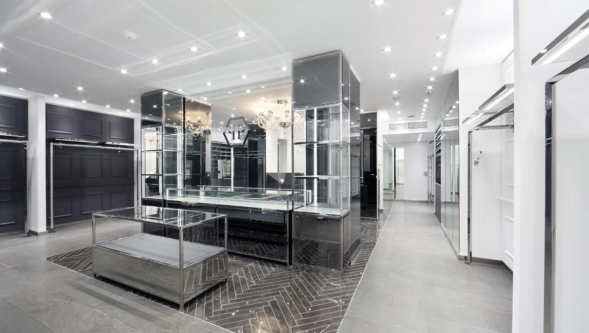 AQUILIALBERG_PHILIPP PLEIN Barcelona store 03