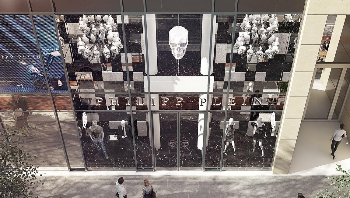 AQUILIALBERG_PHILIPP PLEIN Berlin store 02