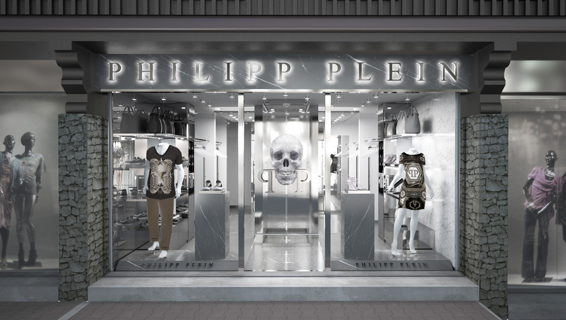 AQUILIALBERG_PHILIPP PLEIN Courchevel store 01