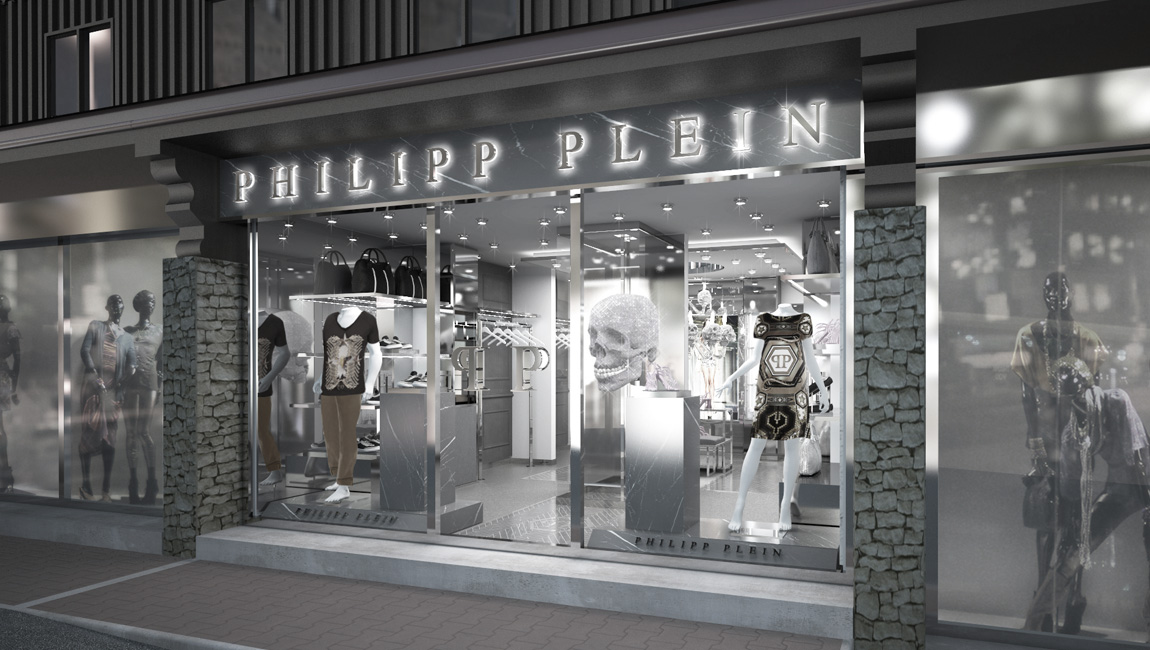 AQUILIALBERG_PHILIPP PLEIN Courchevel store 02