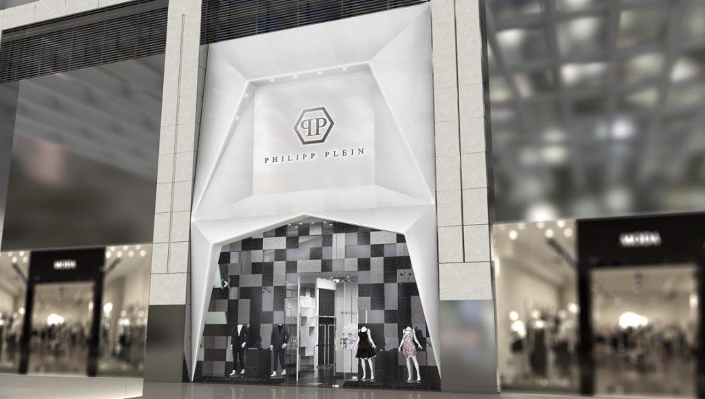 AQUILIALBERG_PHILIPP PLEIN Dubai mall store 01