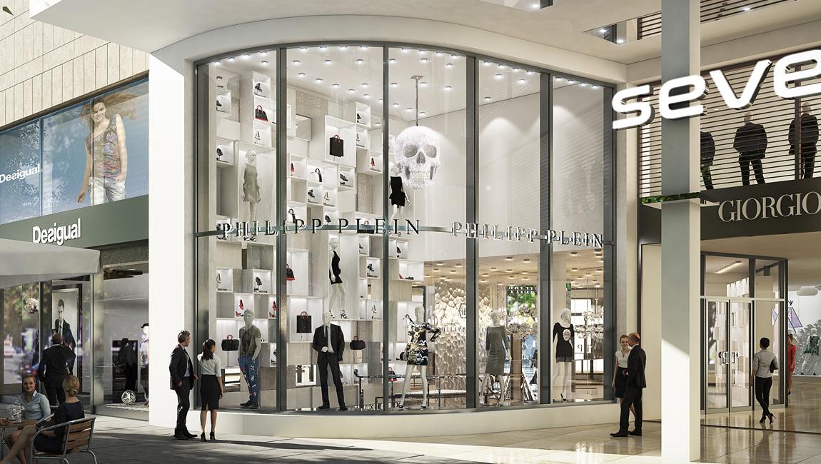 AQUILIALBERG_PHILIPP PLEIN Dusseldorf store 01