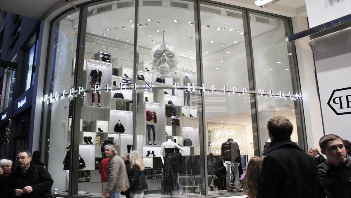 AQUILIALBERG_PHILIPP PLEIN Dusseldorf store 03