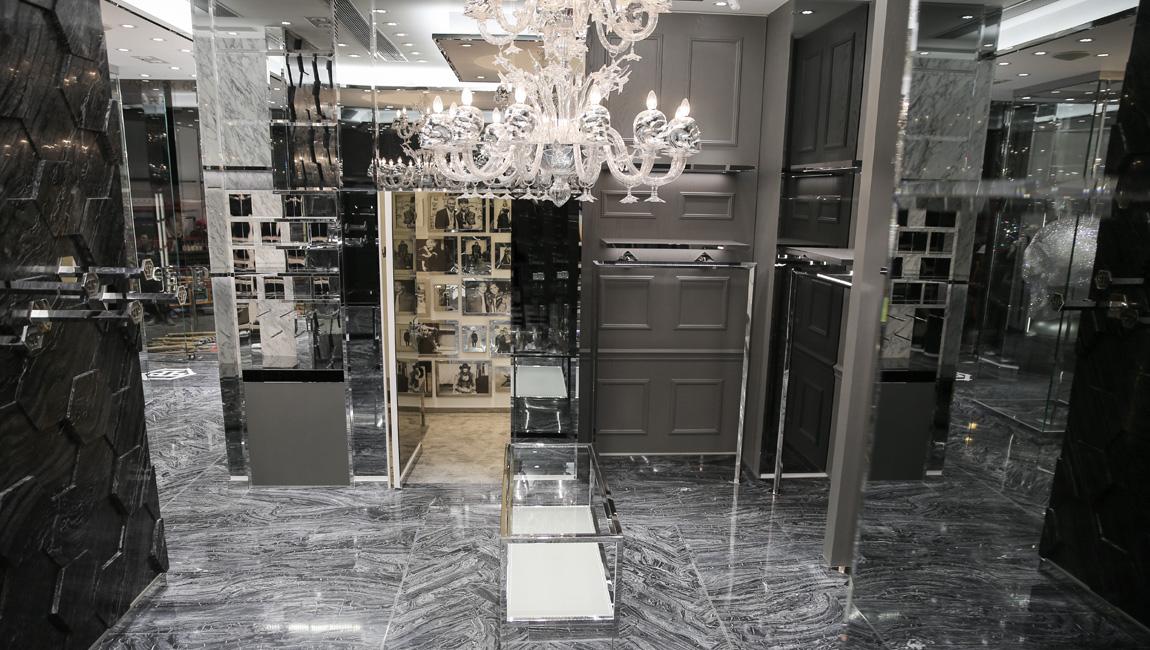 AQUILIALBERG_PHILIPP PLEIN Hong Kong store 05