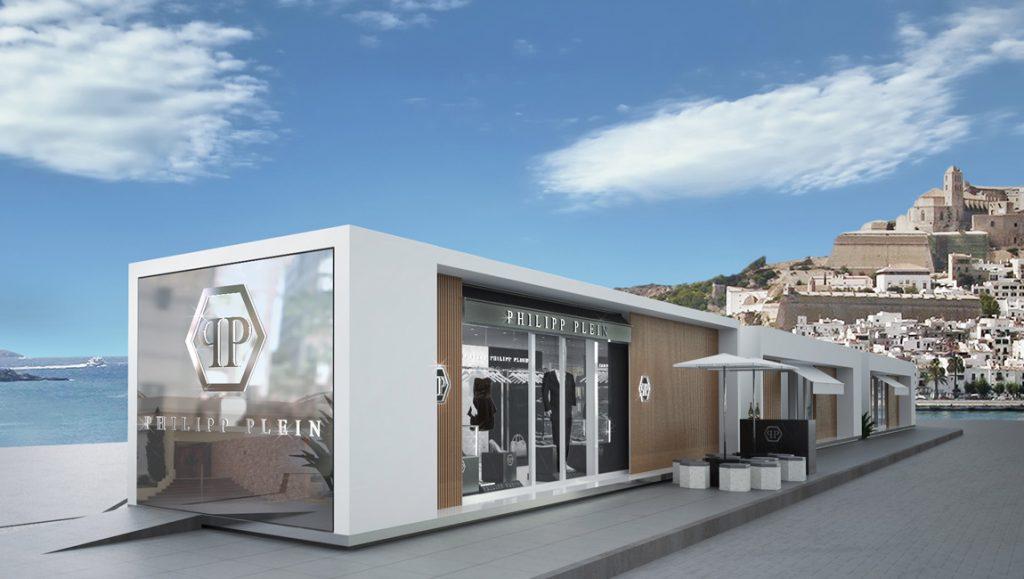 AQUILIALBERG_PHILIPP PLEIN Ibiza store 01