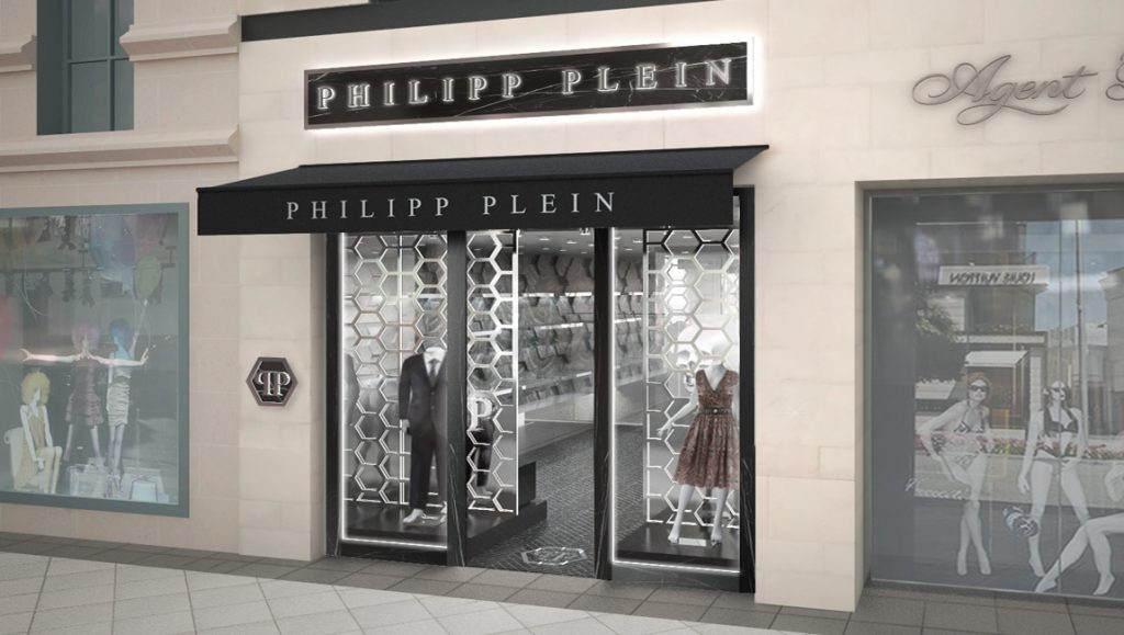 AQUILIALBERG_PHILIPP PLEIN Los Angeles store 02