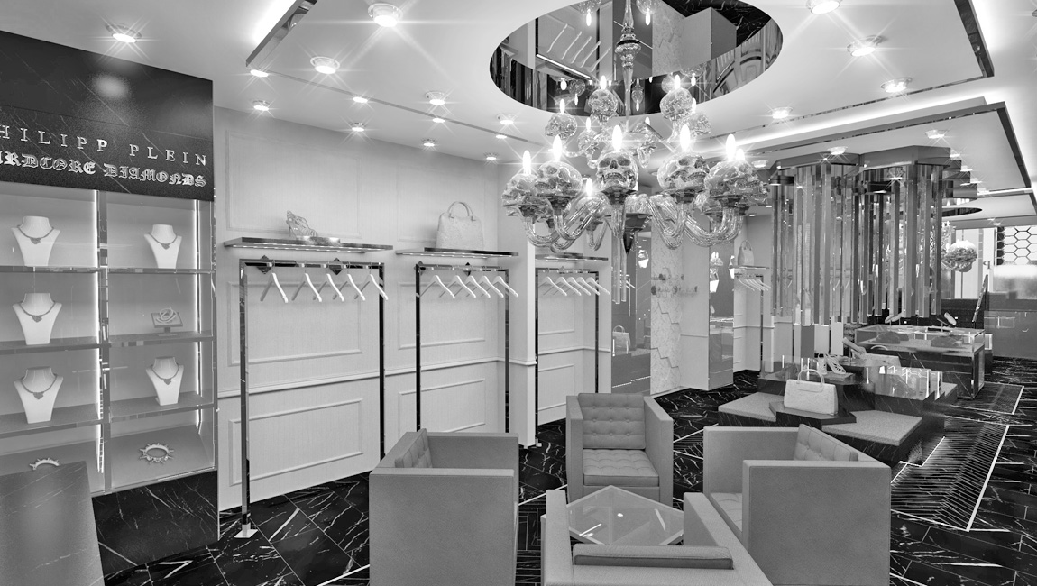 AQUILIALBERG_PHILIPP PLEIN Los Angeles store 03