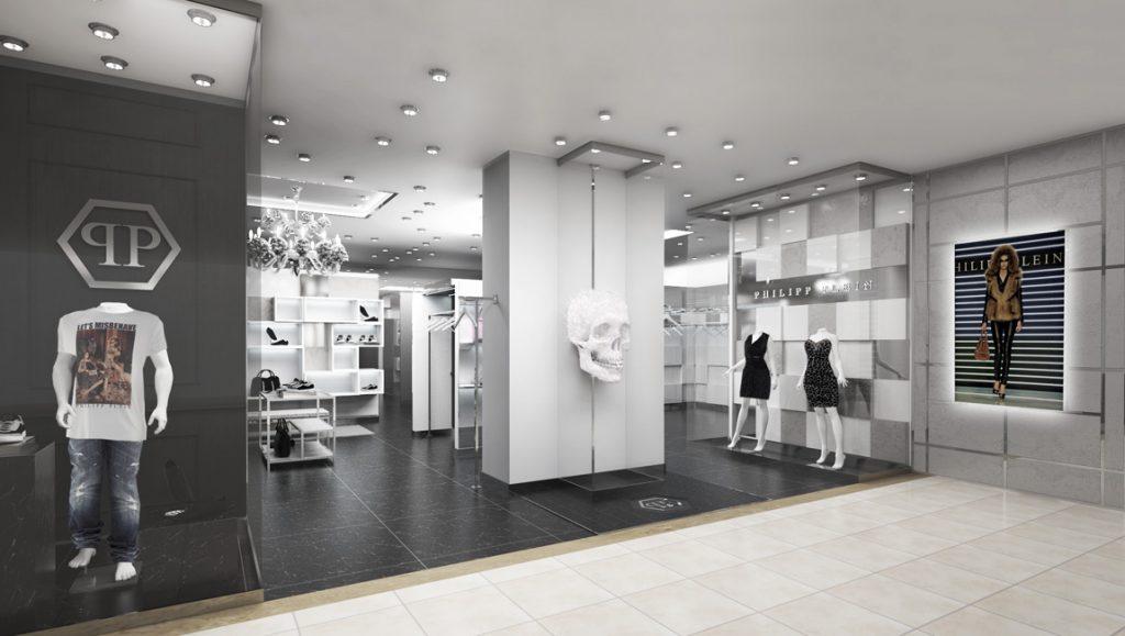 AQUILIALBERG_PHILIPP PLEIN Macau store 01
