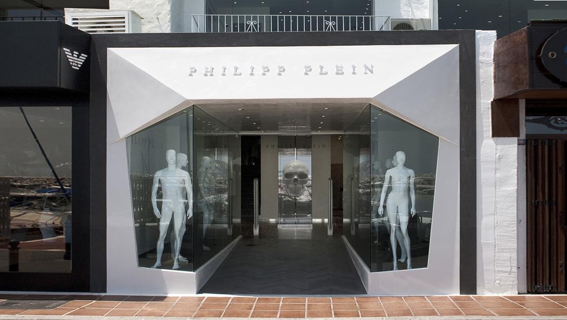 AQUILIALBERG_PHILIPP PLEIN Marbella store 01