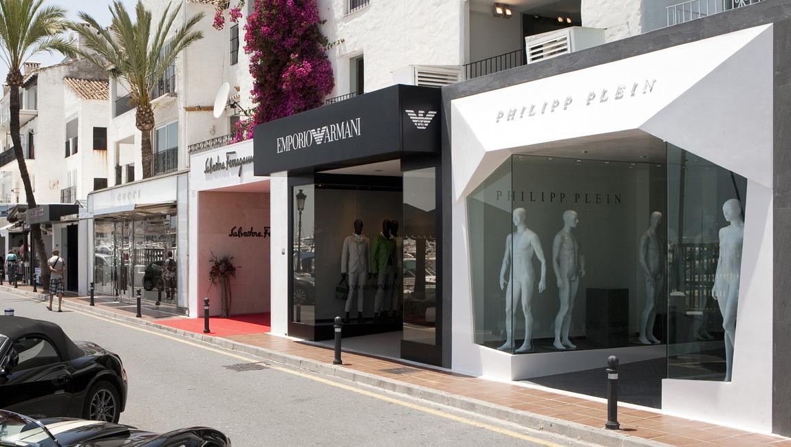 AQUILIALBERG_PHILIPP PLEIN Marbella store 02