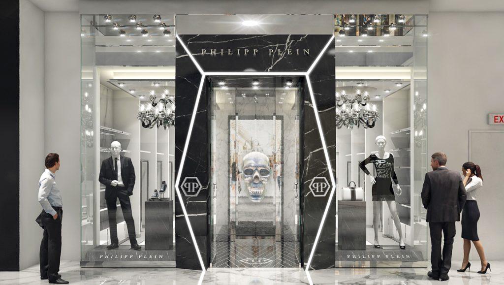 AQUILIALBERG_PHILIPP PLEIN Miami store 01
