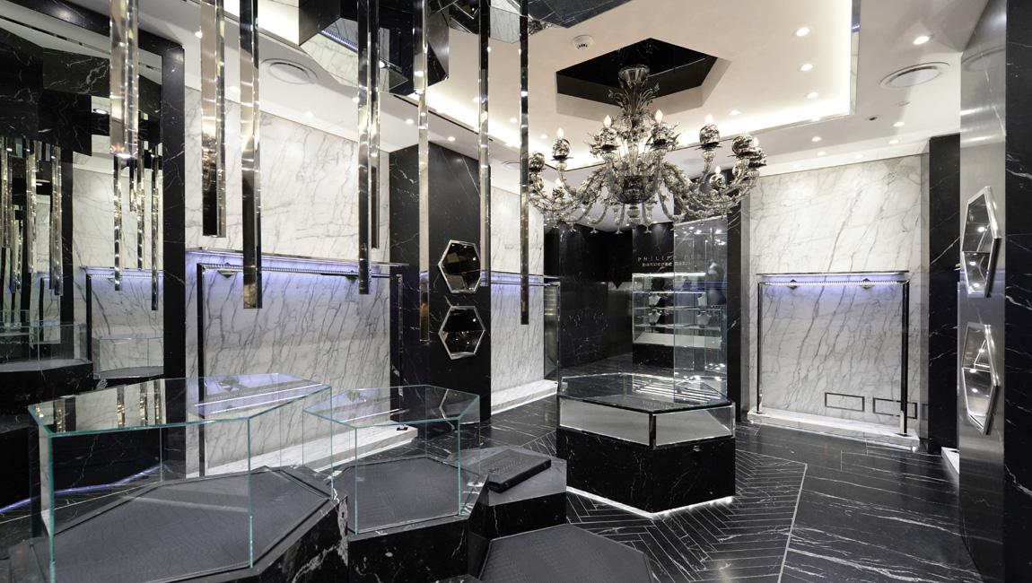 AQUILIALBERG_PHILIPP PLEIN Milan Montenapoleone store 02