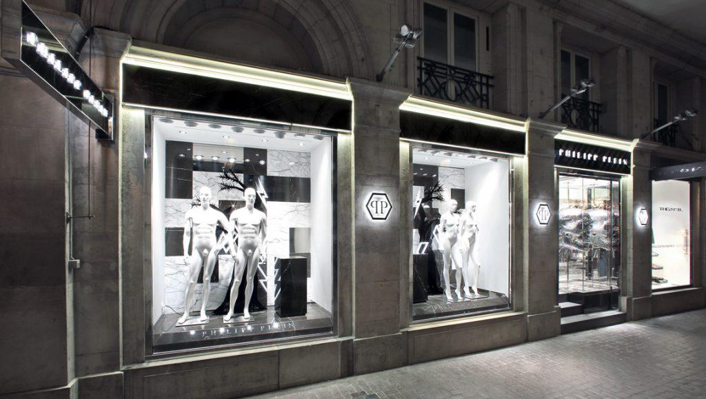 AQUILIALBERG_PHILIPP PLEIN Paris store 01