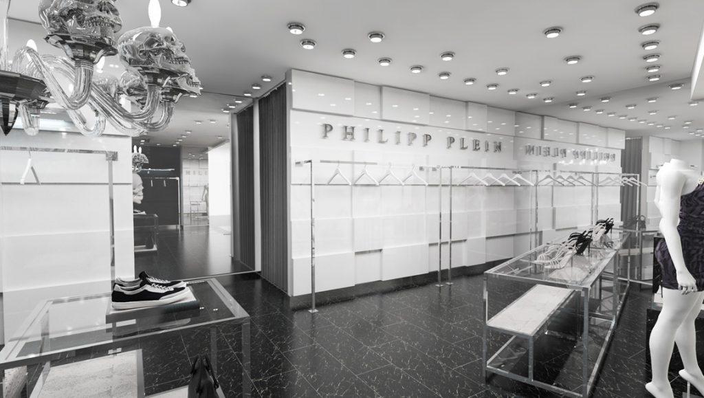 AQUILIALBERG_PHILIPP PLEIN Seul shop in shop 01
