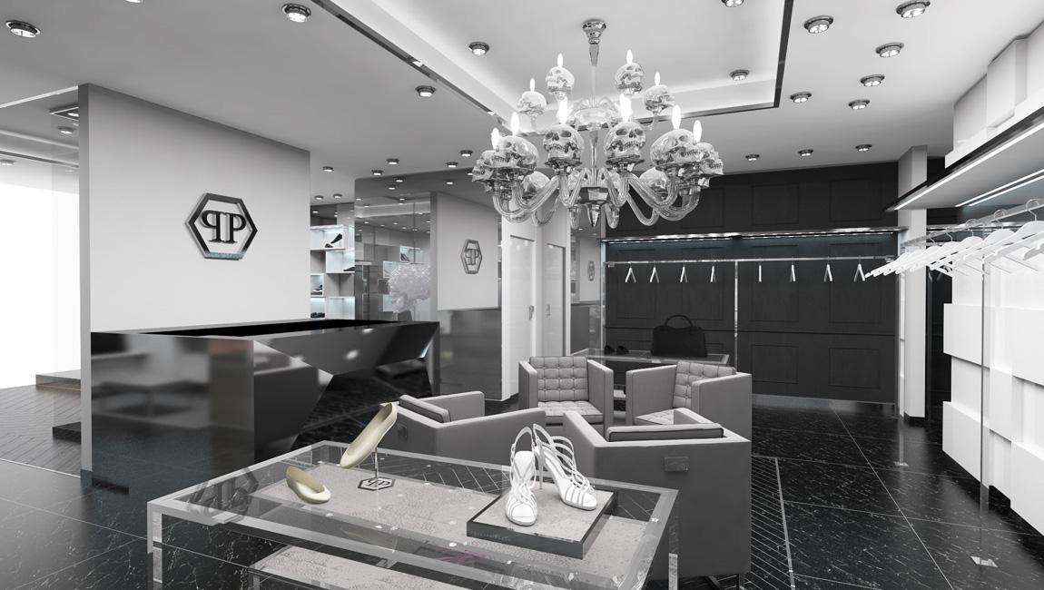 AQUILIALBERG_PHILIPP PLEIN Seul store 02