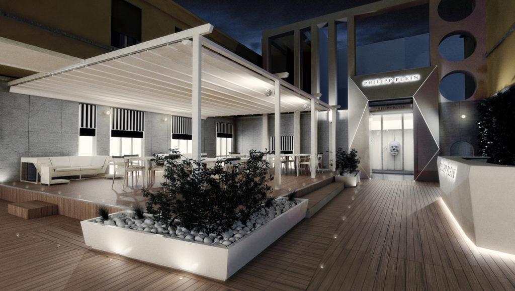 AQUILIALBERG_Philipp Plein Milan The Terrace 01