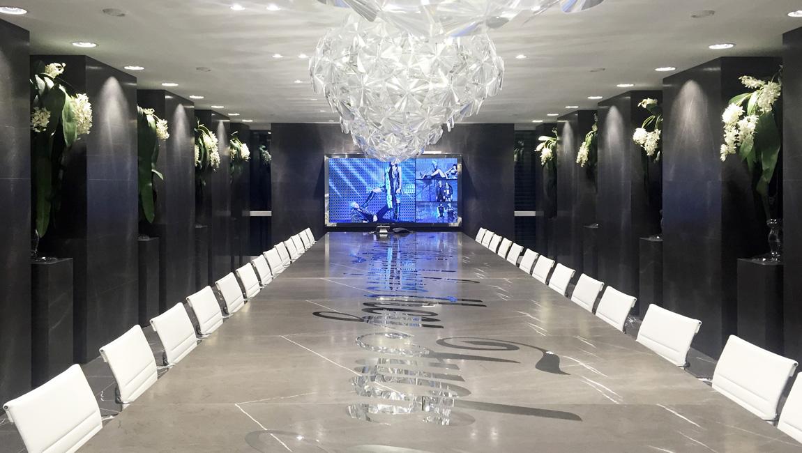 AQUILIALBERG_Philipp Plein headquarter - Lugano 012