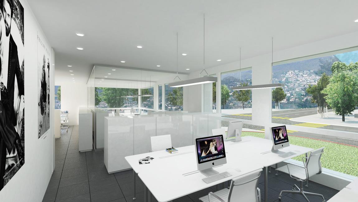 AQUILIALBERG_Philipp Plein headquarter - Lugano 014