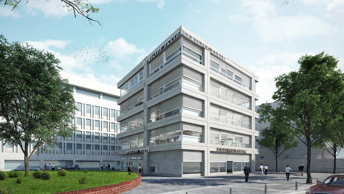 AQUILIALBERG_Philipp Plein headquarter - Lugano 01b