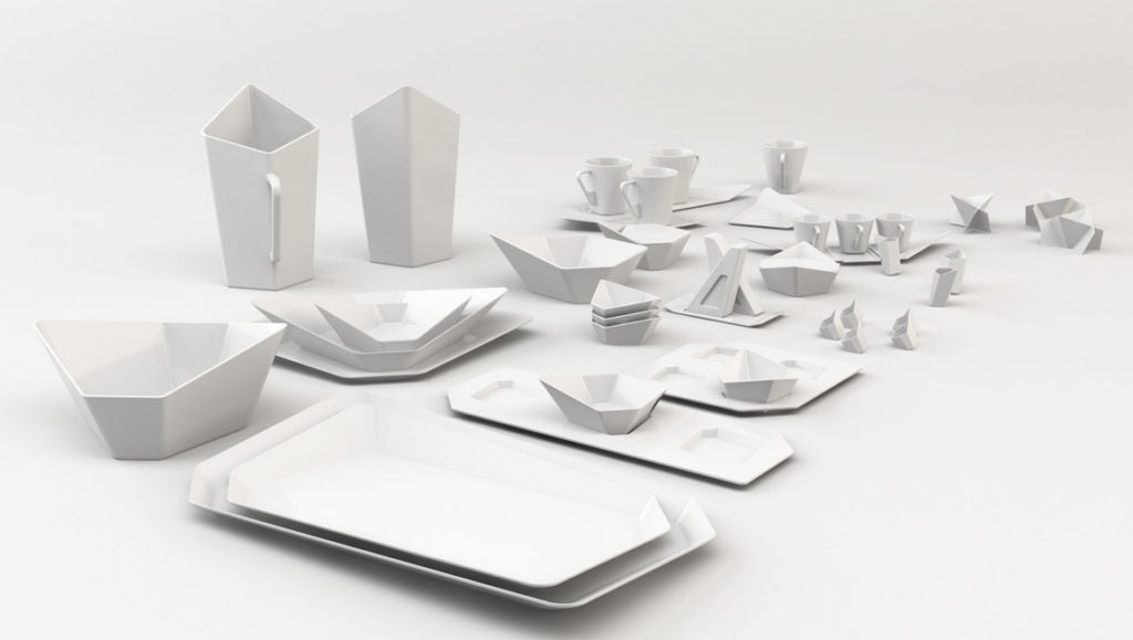 AQUILIALBERG_Swan tableware collection 01